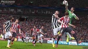 PES 2015: Neue Bilder und weitere Details zur Fußball-Simulation