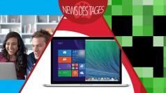 News des Tages: Skype-Benachrichtigungen, Parallels 10, Minecraft 1.8