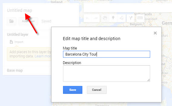 Google My Maps how to create and share custom maps_19