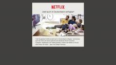 1 Monat gratis: Zum Start von Netflix gibt es einen Probemonat geschenkt