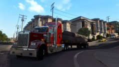 American Truck Simulator: Los Angeles and San Francisco als neue Großstädte