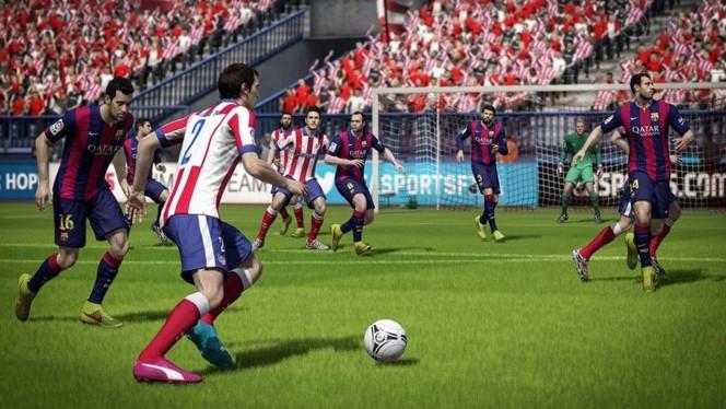 FIFA 15 startet mit spielbarer Demo-Version der Fußball-Simulation