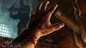 Das Action-Adventure Hellraid: The Escape ist für Android erschienen
