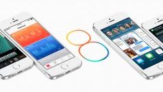 iOS 8: Apple veröffentlicht die neue Version des mobilen Betriebssystems