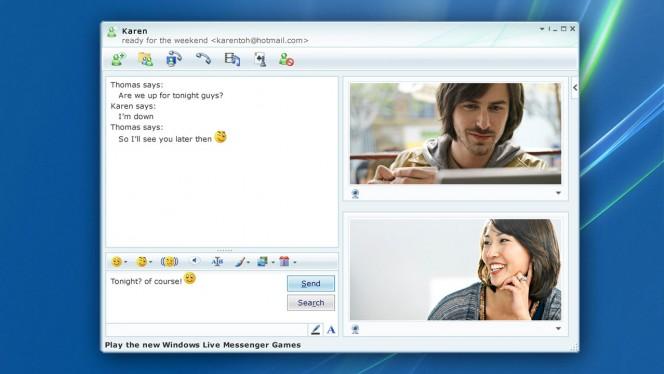 MSN Messenger: Microsoft stellt Windows Live Messenger am 31. Oktober ein