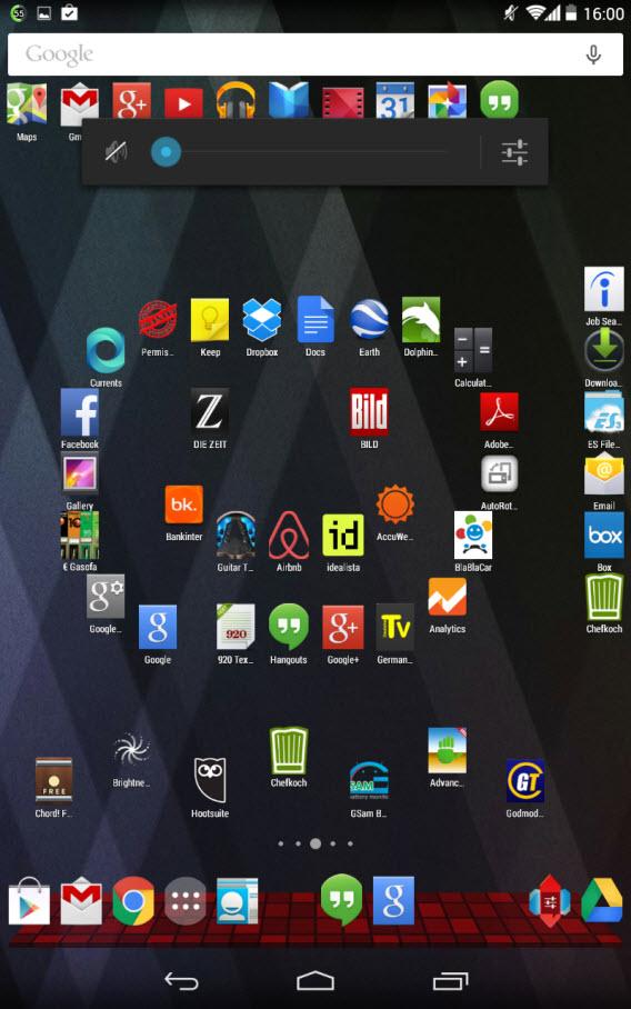 nova launcher desktop smiley shapes