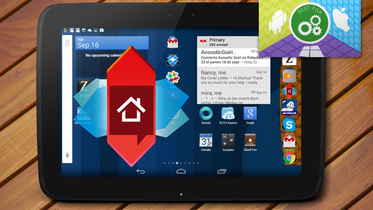 Nova Launcher: So motzen Sie Ihren Android-Startbildschirm so richtig auf
