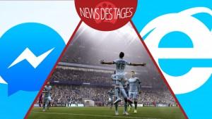 News des Tages: Microsoft September Update, Facebook Messenger, FIFA 15