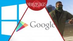 News des Tages: Windows 9 Technische Vorschau, Google Play Store Sicherheit, GTA V für PC