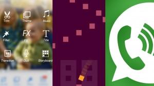 Android-Hits der Woche: Werbefreies WhatsApp, 99 Probleme und ein lustiger Video-Editor