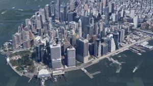 Google Earth für Android erhält eine bessere 3D-Darstellung und aktuelles Kartenmaterial