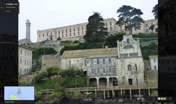 Google Maps: Besuchen Sie zu Halloween gruselige Orte wie Spukschlösser, Alcatraz oder die Katakomben in Paris