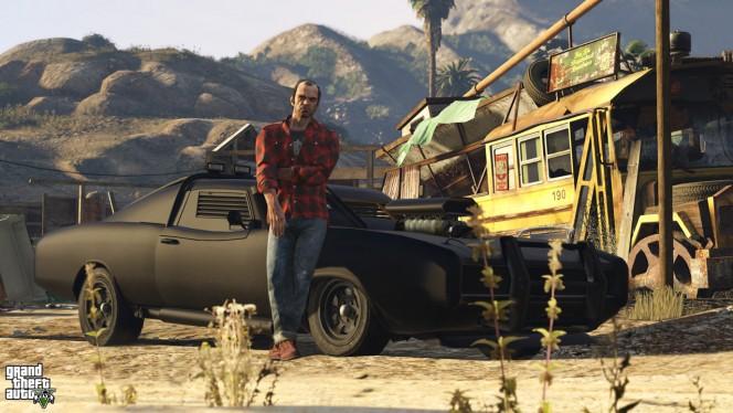 Grand Theft Auto V: Exklusive Inhalte für Spieler beim Umstieg auf GTA 5 für PC, PlayStation 4 und Xbox One