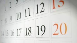 Kalender 2015 erstellen, personalisieren, ausdrucken