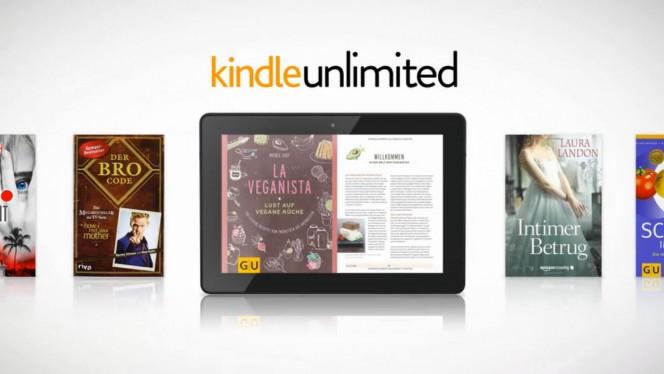 Kindle Unlimited: Unbegrenzt Bücher lesen mit der ebook-Flatrate von Amazon