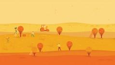 Hochauflösende Wallpaper: Material Design Desktop-Hintergründe aus Android Lollipop