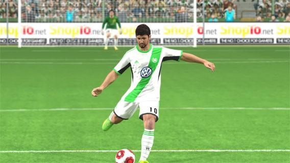 PES 2015: Zwei weitere Bundesliga-Mannschaften für Pro Evolution Soccer 2015