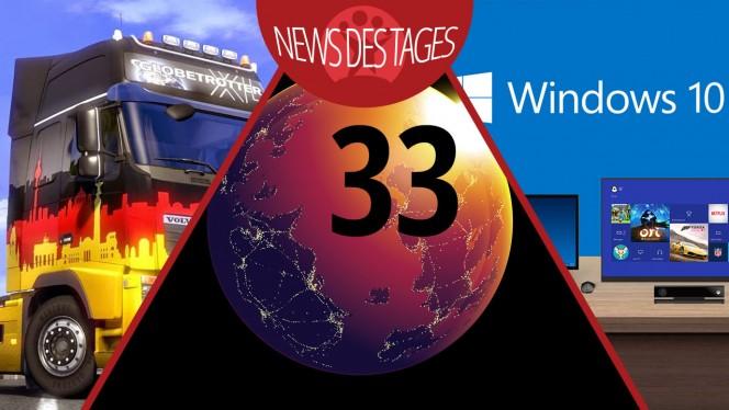 News des Tages: Windows 10 Technische Vorschau, Mozilla Firefox, Euro Truck Simulator 2