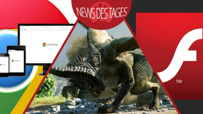 News des Tages: Google Chrome 38, Adobe Flash Player Sicherheitsupdates, Dragon Age: Inquisition