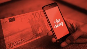 Geld verdienen mit AppBounty: Apps installieren und Freunde einladen