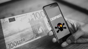 Geld verdienen mit Cashpirate: Apps testen und Geld kassieren