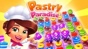 Gameloft stellt Candy Crush-Klon Pastry Paradise vor