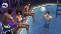 Die Sims 4: Spaß im Nass – Swimming Pools als kostenlose Spielerweiterung