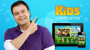 TV für Kinder: Kindgerechte Filme und Serien ohne Werbung streamen mit KiDS by WATCHEVER