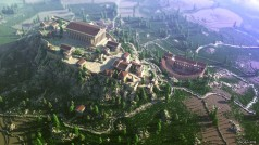 Minecraft: Besuchen Sie die Akropolis von Athen im Baukastenspiel