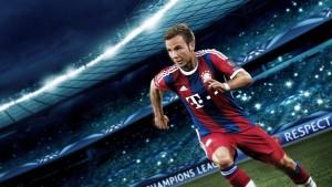 PES 2015: Vorschau mit Mario Götze auf den offiziellen Trailer zu Pro Evolution Soccer