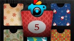 Adventskalender 5. Dezember: Mobiles Fotolabor PicsArt