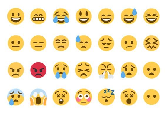Twitter stellt 872 Emoji und Smileys kostenlos für alle zur Verfügung