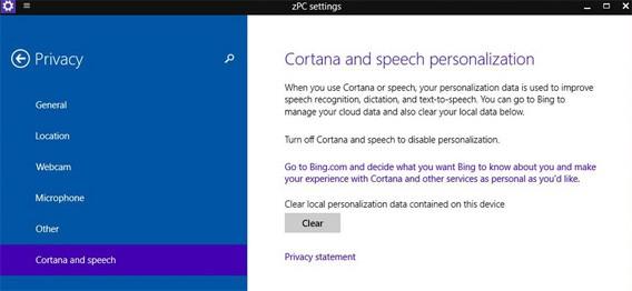 Windows 10: Neuer Hinweis auf Sprachassistentin Cortana in Windows 10 Technical Preview