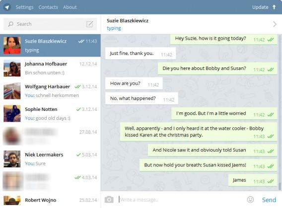 Flirten lernen whatsapp