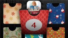 Adventskalender 4. Dezember: Tolle Fotogeschenke am Smartphone bestellen