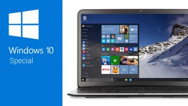 So aktualisieren Sie PC und Smartphone auf Windows 10