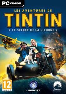 Les aventures de Tintin, le secret de la Licorne sur PC à Noël 2011