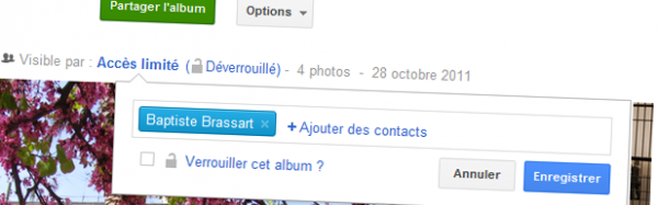 Album photo Google+ Softonci