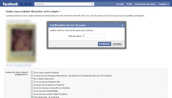Comment supprimer votre profil Facebook (temporairement ou à jamais)