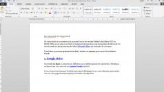 Trois façons d'ouvrir un fichier Word... sans avoir Microsoft Word