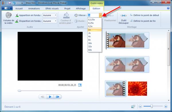 Comment accélérer une vidéo