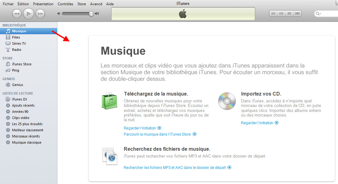 comment cr u00e9er une playlist musicale sur itunes