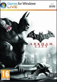 Batman Arkham City pour Noël 2011