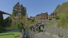 10 grands monuments sur Minecraft