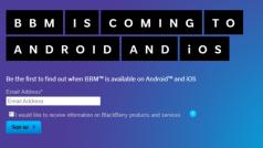 Un faux BlackBerry Messenger trompe 100.000 utilisateurs d'Android