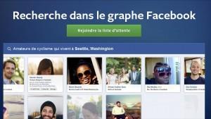 Facebook déploie son Graph Search à tous aux Etats-Unis