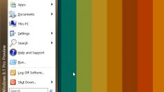 Windows 8.1: Comment améliorer le bouton Démarrer