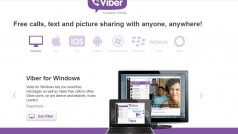 Mise à jour de Viber pour Windows, Mac et Windows Phone 8 avec ajout de stickers