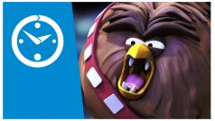 WhatsApp, Google Maps et Angry Birds Star Wars 2 dans la Minute Softonic