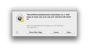 Virus: Janicab, le malware qui fonctionne à la fois sur Mac et Windows